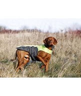 H Täcke Touchdog outdoor coat 78x100cm gul