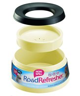 H Skål non-spill road refresher 0,6l creme