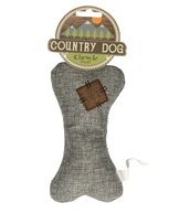 H Leksak canvas country dog ben S