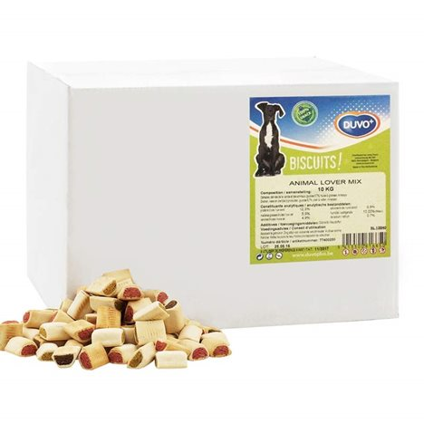 H Kex animal lover mix 10kg