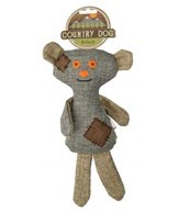 H Leksak canvas country dog stitch