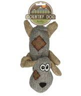 H Leksak canvas country dog nelly