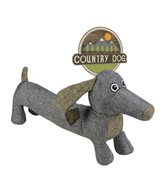 H Leksak canvas country dog buddy